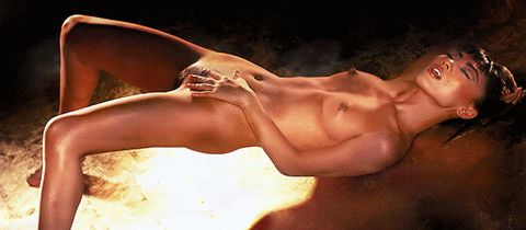 Bai Ling / Бай Лин голая обнаженная фото