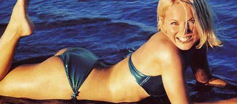 Geri Halliwell / Джери Холлиуэлл голая обнаженная фото