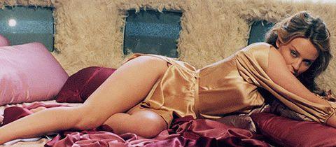 Kylie  Minogue / Кайли Миноуг голая обнаженная фото