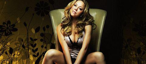 Mariah Carey / Мэрайя Кэри голая обнаженная фото