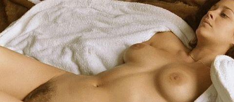 Marion Cotillard / Марион Котийяр голая обнаженная фото