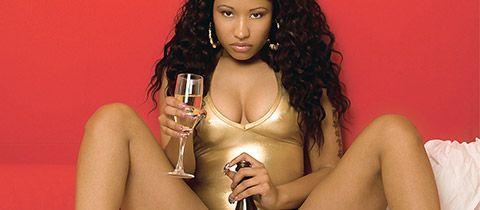 Nicki Minaj / Ники Минаж голая обнаженная фото