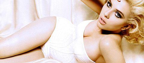 Scarlett Johansson / Скарлетт Йоханссон голая обнаженная фото